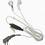 Icom covert mp3 earpiece