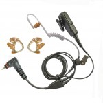 Motorola-SL1600-earpiece-acoustic-tube-earmould-pair-bundle-pack-231480429824